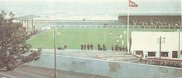 Gayfield in the 60s